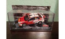 Mitsubishi Lancer EVO X #33 Rally Monte Carlo 2014, масштабная модель, Altaya Rally, scale43