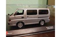 Nissan Caravan E25, масштабная модель, J-Collection, scale43