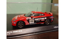 Nissan Nismo GT-R (R35) #35 *Motul Nismo*  2008