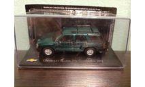 Chevrolet Blazer 2nd Generation 2002, масштабная модель, Altaya, scale43