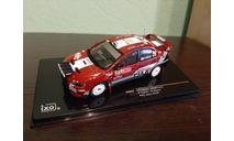 Mitsubishi Lancer Evo X #59 2008  Rally Japan, масштабная модель, IXO Rally (серии RAC, RAM), 1:43, 1/43