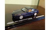 Aston Martin DB7 Vantage, масштабная модель, Vitesse, 1:43, 1/43