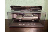 Volkswagen Santana LX 1982, масштабная модель, Altaya, 1:43, 1/43