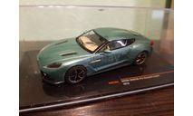 Aston Martin V12 Vanquish Zagato 2016, масштабная модель, IXO Road (серии MOC, CLC), 1:43, 1/43