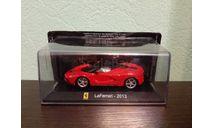 Ferrari Laferrari 2013, масштабная модель, Altaya, scale43