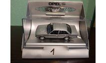 Opel Rekord E, масштабная модель, Schuco, scale43