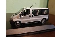 Nissan Primastar, масштабная модель, Norev, scale43