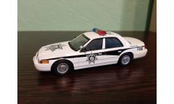 Полицейские Машины Мира №36  Ford Crown Victoria  Mexico