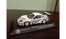 Porsche 911 GT3 RS Presentation 2001, масштабная модель, Premium X, 1:43, 1/43