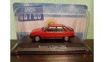 Renault 11 Turbo, масштабная модель, Altaya, 1:43, 1/43