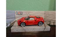 Alfa Romeo 4C, масштабная модель, MotorMax, scale43