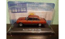 Peugeot 504 GR TN, масштабная модель, Altaya, 1:43, 1/43