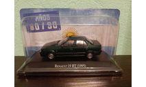 Renault 19 RT 1955, масштабная модель, Altaya, 1:43, 1/43