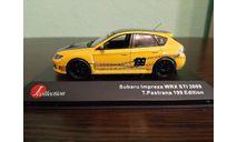 Subaru  Impreza WRX STI  #199  2009, масштабная модель, J-Collection, scale43