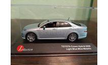 Toyota Crown Hybrid 2008, масштабная модель, J-Collection, scale43