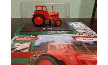 Тракторы: история, люди, машины №35 МТЗ-5, журнальная серия Тракторы. История, люди, машины (Hachette), Тракторы. История, люди, машины. (Hachette collections), scale43