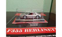 Ferrari Collection №26 Ferrari F355 Berlinetta, журнальная серия Ferrari Collection (GeFabbri), Ferrari Collection (Ge Fabbri), scale43