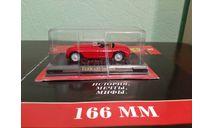 Ferrari Collection №27  Ferrari 166 MM, журнальная серия Ferrari Collection (GeFabbri), Ferrari Collection (Ge Fabbri), scale43