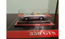 Ferrari Collection №40  Ferrari 330 GTS, журнальная серия Ferrari Collection (GeFabbri), Ferrari Collection (Ge Fabbri), scale43
