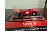 Ferrari Collection №43 Ferrari 250 P, журнальная серия Ferrari Collection (GeFabbri), Ferrari Collection (Ge Fabbri), 1:43, 1/43