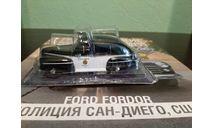 Полицейские Машины Мира №50 Ford Fordor, журнальная серия Полицейские машины мира (DeAgostini), Полицейские машины мира, Deagostini, scale43
