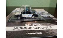 Полицейские Машины Мира №55 ВАЗ-2104, журнальная серия Полицейские машины мира (DeAgostini), Полицейские машины мира, Deagostini, scale43