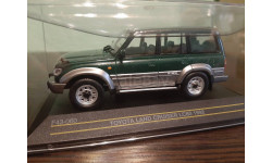 Toyota Land Cruiser LC80 1992  green