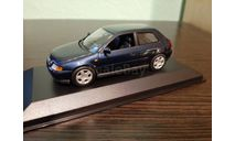 Audi A3 1996, масштабная модель, Minichamps, 1:43, 1/43