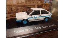 Volkswagen Gol 'Sabesp Saneamento Basico', масштабная модель, Altaya, 1:43, 1/43