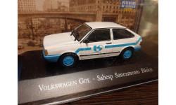 Volkswagen Gol 'Sabesp Saneamento Basico'