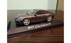 Porsche 911 (991 II) Carrera 4