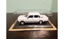 FIAT  132, масштабная модель, DeAgostini-Польша (Kultowe Auta), scale43