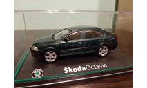 Skoda Octavia  2004, масштабная модель, Škoda, Abrex, 1:43, 1/43