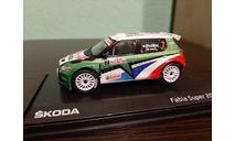 Skoda Fabia S2000 #7 Rally Monte Carlo 2010, масштабная модель, Škoda, Abrex, 1:43, 1/43