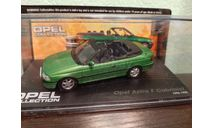 OPEL Astra F Cabriolet, масштабная модель, Opel Collection, scale43
