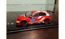 Volkswagen Golf GTi TCR #204  NURBURGRING 2016, масштабная модель, Spark, 1:43, 1/43