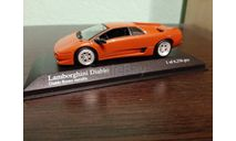 Lamborghini Diablo 1994, масштабная модель, Minichamps, 1:43, 1/43