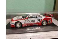 Nissan Skyline GT-R LM 24 Le Mans 1996, масштабная модель, Spark, scale43