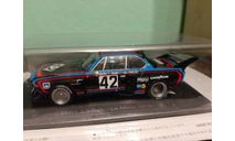 BMW 3.5 CSL 24 Le Mans 1976, масштабная модель, Spark, 1:43, 1/43