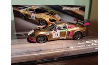Melkus RS2000 GTR #81 DMV Touring Car Championship 2010, масштабная модель, Minichamps, scale43