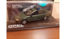 Opel Omega *Feldjager* Military, масштабная модель, Opel Collection, scale43