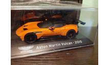 Aston Martin Vulcan, масштабная модель, Altaya Supercars, scale43