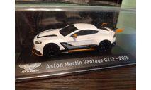 Aston Martin Vantage GT12 2015, масштабная модель, Altaya Supercars, scale43