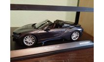 BMW I8 Roadster (I15)  2018, масштабная модель, Minichamps, scale18