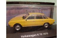 Volkswagen K70 1970, масштабная модель, Altaya, 1:43, 1/43
