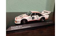 Porsche 935 1977, масштабная модель, Minichamps, scale43