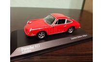 Porsche 911 1964, масштабная модель, Minichamps, scale43