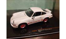 Porsche 911 Carrera RS 2.7 1973, масштабная модель, IXO Road (серии MOC, CLC), scale43