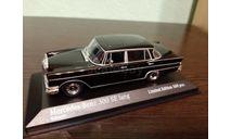 Mercedes 300 SE Lang 1963, масштабная модель, Minichamps, scale43, Mercedes-Benz