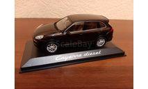 Porsche Cayenne (958)  Diesel, масштабная модель, Minichamps, scale43
